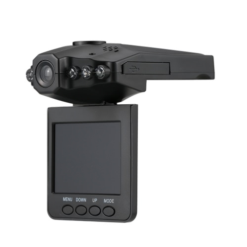 2.5 Inches Rotatable LCD Screen Portable 6 LEDs Light DVR Video 120 Degree Angle Night Vision Recorder Camera Road Safety GuardCar Accessories<br>2.5 Inches Rotatable LCD Screen Portable 6 LEDs Light DVR Video 120 Degree Angle Night Vision Recorder Camera Road Safety Guard<br>
