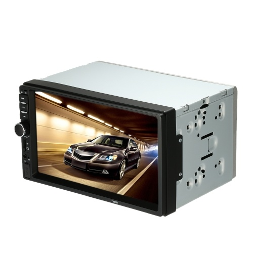 7 inch Universal 2 Din Bluetooth Car Radio MP5 PlayerCar Accessories<br>7 inch Universal 2 Din Bluetooth Car Radio MP5 Player<br>
