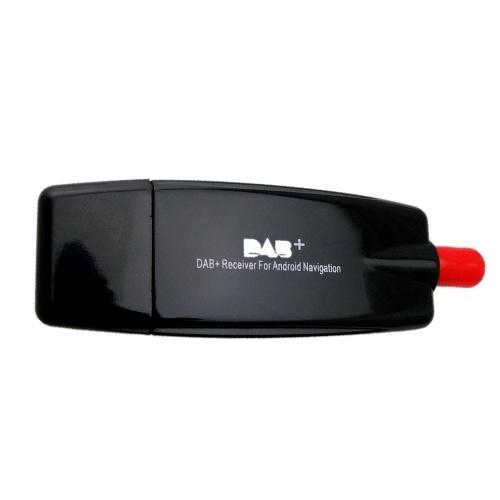 Receptor de radio digital DAB + DAB Sintonizador de radio + antena