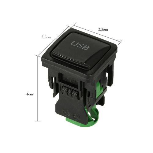 KKmoon USB Switch Adapter Plug Socket for RCD510 RCD310 for Volkswagen GOLF MK6 BORACar Accessories<br>KKmoon USB Switch Adapter Plug Socket for RCD510 RCD310 for Volkswagen GOLF MK6 BORA<br>