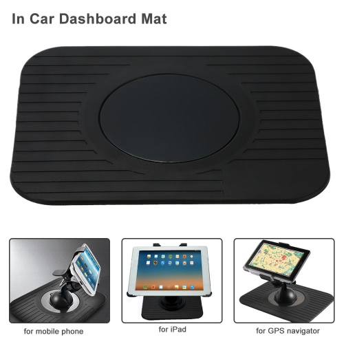 In Car GPS Dashboard Mount Holder Nav Dash Mat for iPad GPS Mobile PhoneCar Accessories<br>In Car GPS Dashboard Mount Holder Nav Dash Mat for iPad GPS Mobile Phone<br>