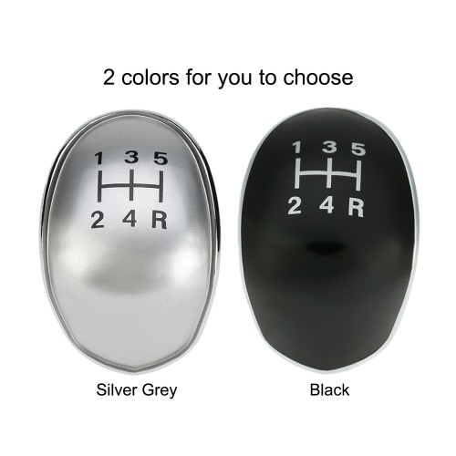 5 Speed Gear Knob Badge Emblem Cap Knob Cover Insert Replacement for Ford Fiesta FocusCar Accessories<br>5 Speed Gear Knob Badge Emblem Cap Knob Cover Insert Replacement for Ford Fiesta Focus<br>