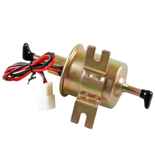 Universal Metal Solid Gasoline Petrol 12V Inline Vehicle Electric Fuel Pump HEP-02A Low Pressure  Automobile Cars for Nissan MazdaCar Accessories<br>Universal Metal Solid Gasoline Petrol 12V Inline Vehicle Electric Fuel Pump HEP-02A Low Pressure  Automobile Cars for Nissan Mazda<br>