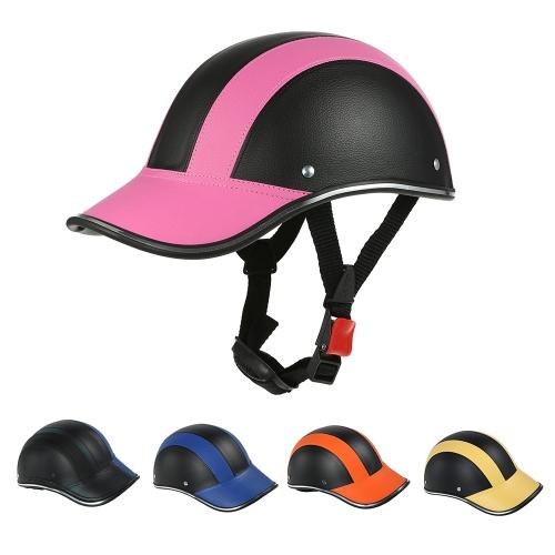 Motorcycle Helmet Half Face Baseball Cap Style with Sun VisorCar Accessories<br>Motorcycle Helmet Half Face Baseball Cap Style with Sun Visor<br>