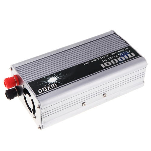 1000W WATT DC 12V bis 220V AC Auto Power Inverter