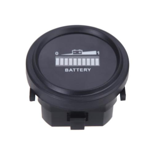 Battery Status Charge Indicator Monitor Meter Gauge LED Digital 12V/24V/36V/48V/72VCar Accessories<br>Battery Status Charge Indicator Monitor Meter Gauge LED Digital 12V/24V/36V/48V/72V<br>