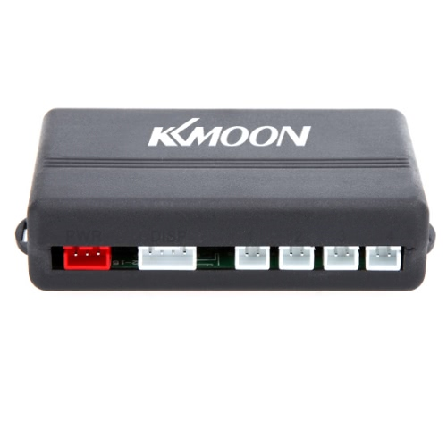 KKmoon Car LED Parking Reverse Backup Radar System with Backlight Display + 4 OEM SensorsCar Accessories<br>KKmoon Car LED Parking Reverse Backup Radar System with Backlight Display + 4 OEM Sensors<br>