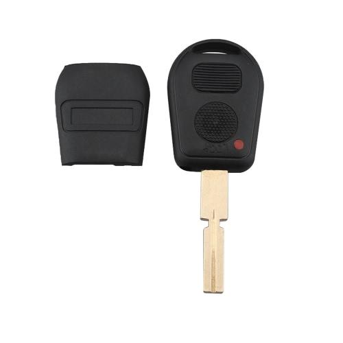 Nouvelles 2 boutons bouton Remote Key Case Shell Fob pour BMW E38 E39 E36 Z3