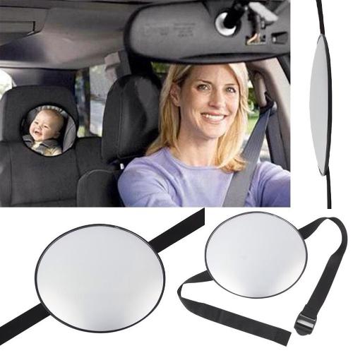 Tirol nuova auto regolabile sedile posteriore specchio poggiatesta Mount bambino sicurezza specchietto retrovisore