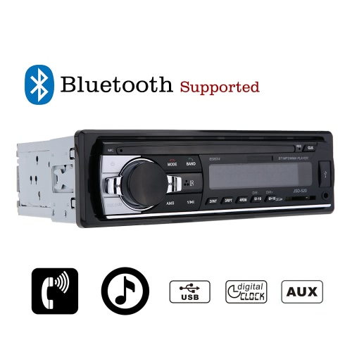 Car Stereo Radio Audio MP3 Player ReceiverCar Accessories<br>Car Stereo Radio Audio MP3 Player Receiver<br>