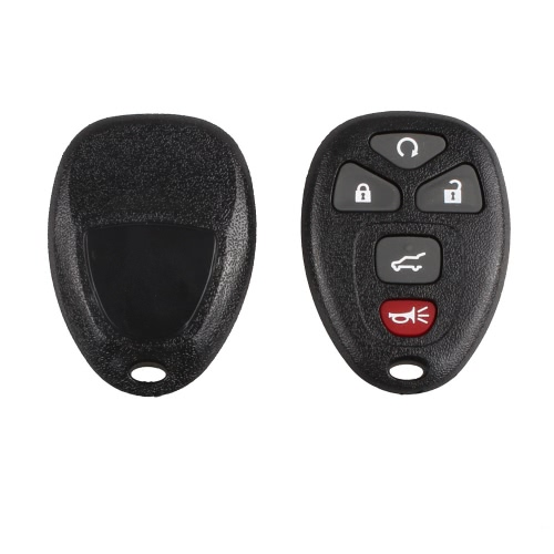 5 Button Replacement Keyless Entry Remote Key Fob Clicker Control Transmitter for OUC60270 15913415Car Accessories<br>5 Button Replacement Keyless Entry Remote Key Fob Clicker Control Transmitter for OUC60270 15913415<br>