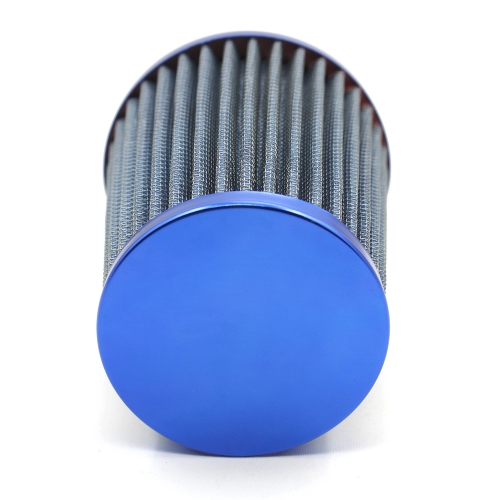 New Universal Car Round Tapered Air Filters 76MM Clamp-On Micro Cotton Gauze Cold Air Intake FiltersCar Accessories<br>New Universal Car Round Tapered Air Filters 76MM Clamp-On Micro Cotton Gauze Cold Air Intake Filters<br>