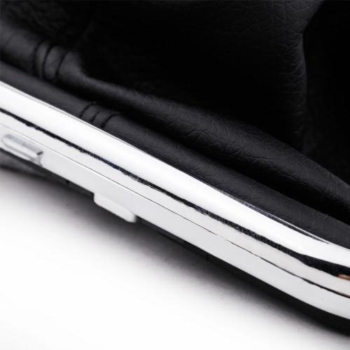New 5 Speed Gear Shift Knob Gaitor Boot Black PU Leather for VW Golf Bora Jetta GTi MK4 1999-2004Car Accessories<br>New 5 Speed Gear Shift Knob Gaitor Boot Black PU Leather for VW Golf Bora Jetta GTi MK4 1999-2004<br>