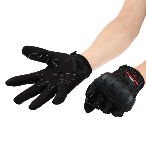 Scoyco MC12 Full Finger Carbon Safety Motorcycle Cycling Racing Riding Protective GlovesCar Accessories<br>Scoyco MC12 Full Finger Carbon Safety Motorcycle Cycling Racing Riding Protective Gloves<br>
