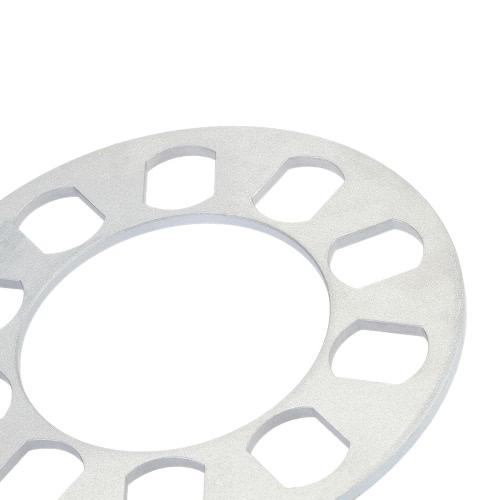 Universal Wheel Spacer Adapter 5 Hole 5mm Aluminum Wheel Fit 5 Lug 5X114.3 5X120 5X120.7 5X127Car Accessories<br>Universal Wheel Spacer Adapter 5 Hole 5mm Aluminum Wheel Fit 5 Lug 5X114.3 5X120 5X120.7 5X127<br>