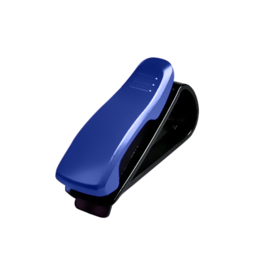 Assorted Color Car Visor Glasses Sunglasses Eyeglasses Ticket Clip Holder  BlueCar Accessories<br>Assorted Color Car Visor Glasses Sunglasses Eyeglasses Ticket Clip Holder  Blue<br>