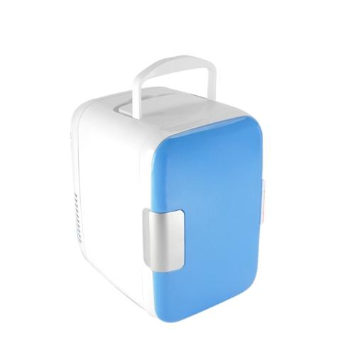 4L Mini Car Fridge Freezer Cooler Warm Use 12V Portable IceboxCar Accessories<br>4L Mini Car Fridge Freezer Cooler Warm Use 12V Portable Icebox<br>