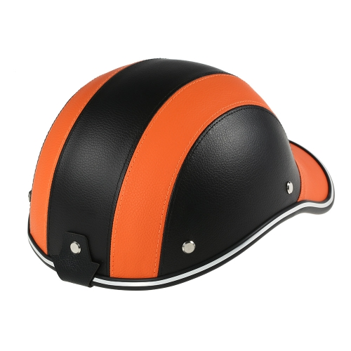 Motorcycle Helmet Half Face Baseball Cap Style with Sun VisorCar Accessories<br>Motorcycle Helmet Half Face Baseball Cap Style with Sun Visor<br>