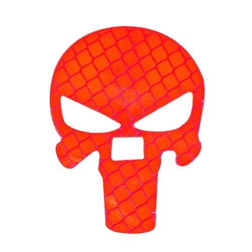 Universal Car Skull Sticker Motorcycle Reflective Sticker