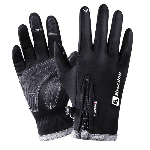 KYNCILOR Unisex Winter Fleece Thermal Glove