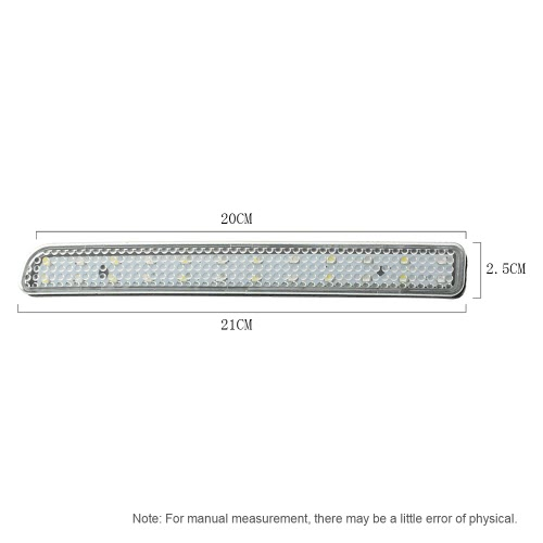Pair of Rear Bumper Reflect Warning Light Plate Replacement Modification Tail Brake Lamp for Land Rover DiscoveryCar Accessories<br>Pair of Rear Bumper Reflect Warning Light Plate Replacement Modification Tail Brake Lamp for Land Rover Discovery<br>