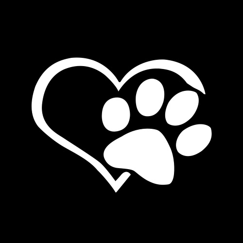 11*9.3CM Dog Heart Shape Pattern Paws Car Sticker Footprint Reflective Auto Waterproof Sun Resistant Window Sheeting 3D WindshieldCar Accessories<br>11*9.3CM Dog Heart Shape Pattern Paws Car Sticker Footprint Reflective Auto Waterproof Sun Resistant Window Sheeting 3D Windshield<br>