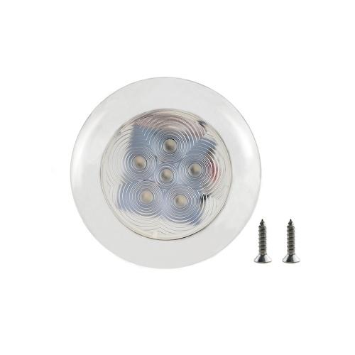 12V LED Boat dome Light Ceiling Light Blue Light