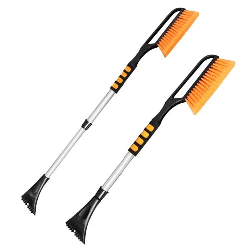 Retractable Winter Vehicle Scraper Shovel Snow Removal ToolsCar Accessories<br>Retractable Winter Vehicle Scraper Shovel Snow Removal Tools<br>