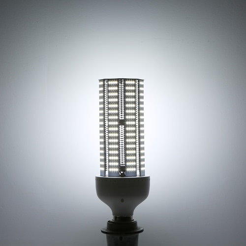 100-300V 60W 6000LM High Bright Cool White Spotlight E39 E40 Screw Base 2835 SMD 324 LED Corn Bulb Lamp Light for Wall Pack CanopyHome &amp; Garden<br>100-300V 60W 6000LM High Bright Cool White Spotlight E39 E40 Screw Base 2835 SMD 324 LED Corn Bulb Lamp Light for Wall Pack Canopy<br>