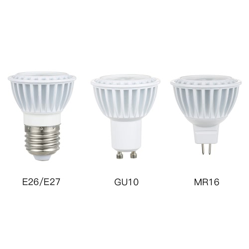 15W LED MR16 6000-6500K White COB Ultra Bright SpotlightHome &amp; Garden<br>15W LED MR16 6000-6500K White COB Ultra Bright Spotlight<br>