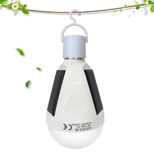 7W SMD5730 Solar Powered Emergency LED BulbHome &amp; Garden<br>7W SMD5730 Solar Powered Emergency LED Bulb<br>