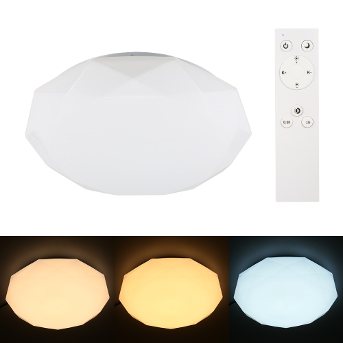 36W 168PCS SMD2835 LED Circular Ceiling Light with Remote ControlHome &amp; Garden<br>36W 168PCS SMD2835 LED Circular Ceiling Light with Remote Control<br>