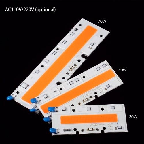 AC110V 30W COB LED Bead Chip for Plant Growth Lamp Light Lighting Fixture