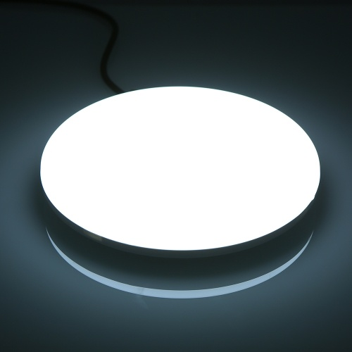 Lampe UFO circulaire ronde AC85-265V 9W 48 LEDs 810LM