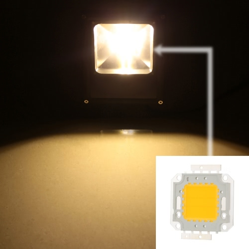 20W High Power LED Integrated Lamp Bead Taiwan Imported Chip 560-600mA 32-34V 1800-1900LM for Floodlight Street Mining LightHome &amp; Garden<br>20W High Power LED Integrated Lamp Bead Taiwan Imported Chip 560-600mA 32-34V 1800-1900LM for Floodlight Street Mining Light<br>