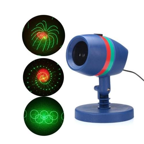 Outdoor Lawn Waterproofing Lamp Laser Lamp