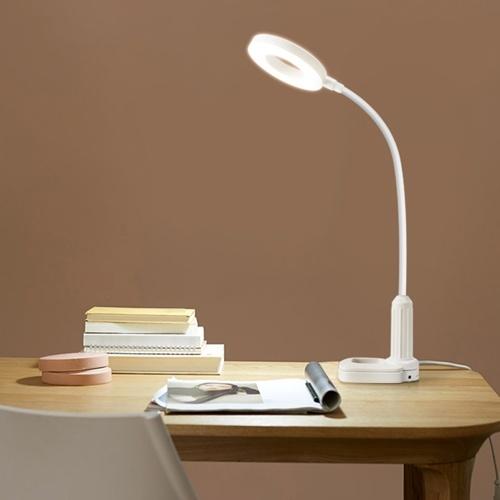 DC5V 5W Lampe à pince de bureau à 40 LEDs