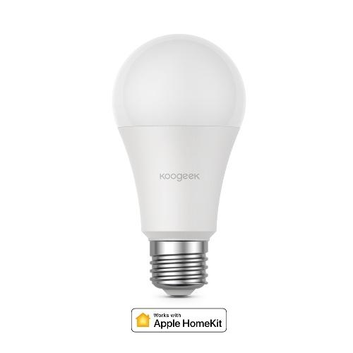 Ampoule LED intelligente Wi-Fi Koogeek E26, 7 W