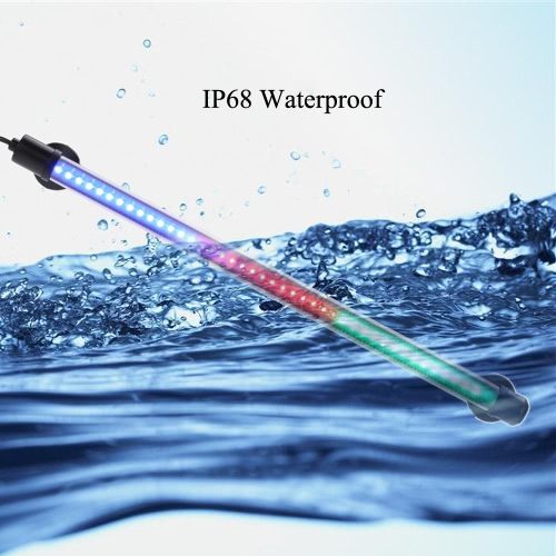 14.6 2.5W 42LED 3 Colors IP68 Waterproof Submersible Aquarium Light Suction Stick Bar Lamp for Fish Tank Pet Cage Cistern RockeryHome &amp; Garden<br>14.6 2.5W 42LED 3 Colors IP68 Waterproof Submersible Aquarium Light Suction Stick Bar Lamp for Fish Tank Pet Cage Cistern Rockery<br>