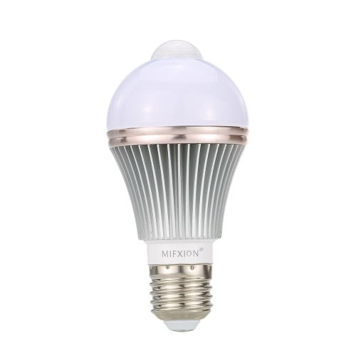 5W LED Bulb Light Intelligent Control PIR Motion Sensor E27 Base SMD5730 AC85V-265VHome &amp; Garden<br>5W LED Bulb Light Intelligent Control PIR Motion Sensor E27 Base SMD5730 AC85V-265V<br>