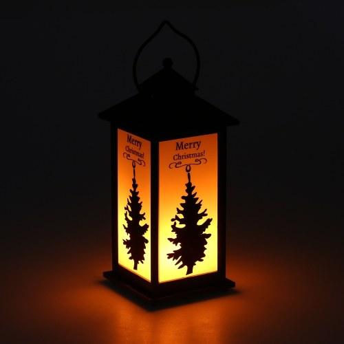 عيد الميلاد لهب مصباح عطلة ضوء الديكور الدعائم