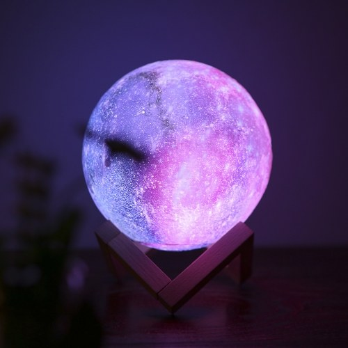 DC5V 1.5W 9 LEDs  Moon Night Light Atmosphere Lamp