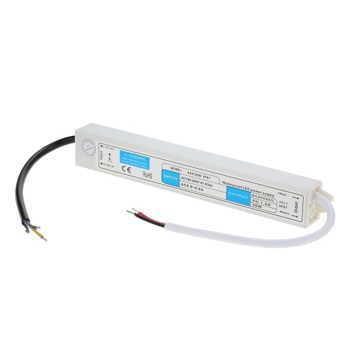 24V Waterproof IP67 LED Switching Power Supply Transformer for Indoor and Outdoor InstallationHome &amp; Garden<br>24V Waterproof IP67 LED Switching Power Supply Transformer for Indoor and Outdoor Installation<br>