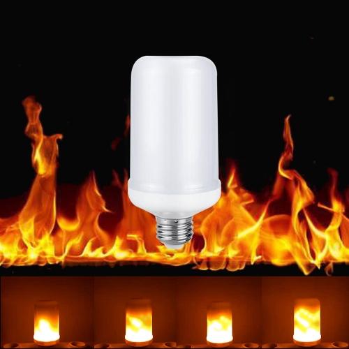 LED E27 SMD2835 Flame Flickering Effect Light BulbHome &amp; Garden<br>LED E27 SMD2835 Flame Flickering Effect Light Bulb<br>