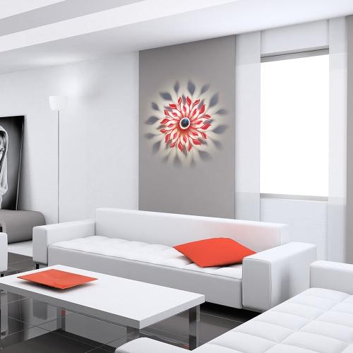 Modern Art Creative Wall Lamp Acrylic Carving Corridor Decorative LED Warm LightHome &amp; Garden<br>Modern Art Creative Wall Lamp Acrylic Carving Corridor Decorative LED Warm Light<br>