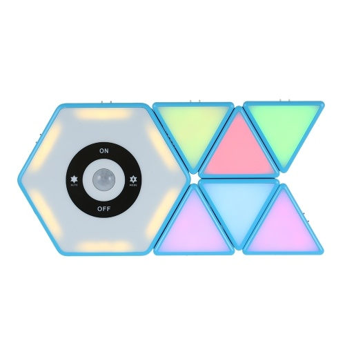 Novelty DIY Magnetic Connected Light (Battery Powered)