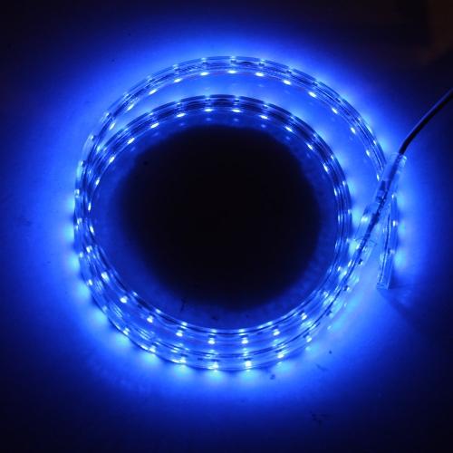 1M 60 LED/M 3528 SMD Flexible Strip Light Roll IP55 High Voltage Power Plug 220VHome &amp; Garden<br>1M 60 LED/M 3528 SMD Flexible Strip Light Roll IP55 High Voltage Power Plug 220V<br>