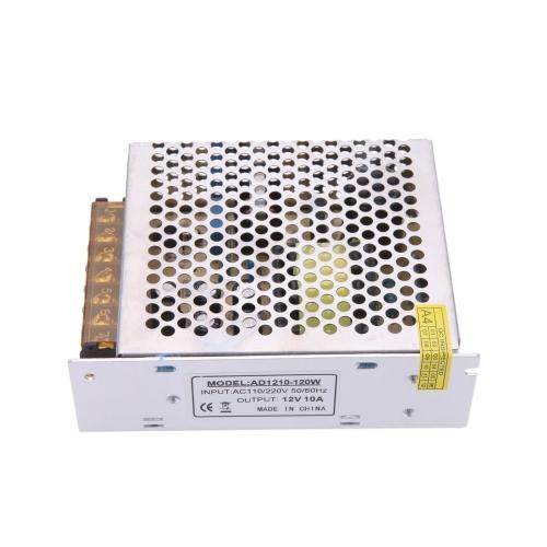 AC 110V/220V to DC 12V 10A 120W Voltage Transformer Switch Power SupplyHome &amp; Garden<br>AC 110V/220V to DC 12V 10A 120W Voltage Transformer Switch Power Supply<br>