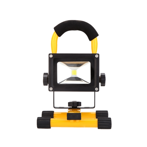 IP65 10w High Power 600LM LED Flood Light Rechargeable Adjustable Portable Durable Outdoor DaylightHome &amp; Garden<br>IP65 10w High Power 600LM LED Flood Light Rechargeable Adjustable Portable Durable Outdoor Daylight<br>