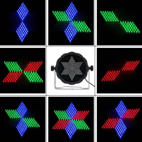 Lixada 25W DMX-512 RGB LED Stage PAR LightHome &amp; Garden<br>Lixada 25W DMX-512 RGB LED Stage PAR Light<br>